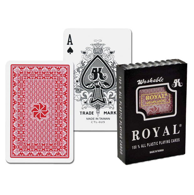 Royal poker supply