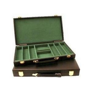 Casino Supply Vinyl 300 Chip Poker Case