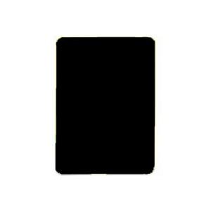 Cut Card - Poker - Black