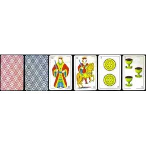 Copag Plastic Coated Spanish Series - 2 decks
