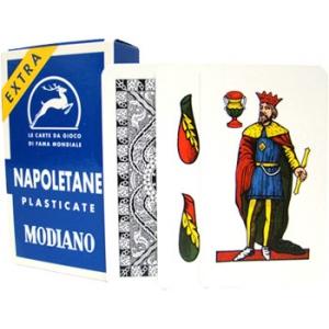 Deck of Napoletane 97/31 Italian Regional Playing Cards