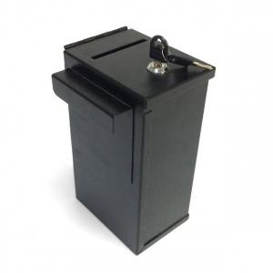 Casino Supply Metal Toke Box: Professional Casino Grade with J Hook and Lock