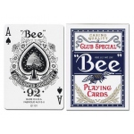 Casino Supply Bee 92 Regular Index Playing Cards: Red, Casino Grade