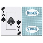 Casino Supply Harrahs Rincon New Uncancelled Casino Playing Cards: Purple