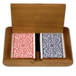 1546 R/B Poker Jumbo Box Set
