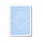 Modiano Texas Poker Jumbo - Light Blue