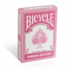 Pink Ribbon Edition - Bicycle Playing Cards