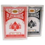 2 Decks Brybelly Playing Cards (Wide Size, Standard Index)