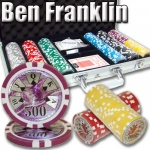 300 Ct - Pre-Packaged - Ben Franklin 14 G - Aluminum