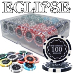 200 Ct Pre-Packaged Eclipse 14 Gram Chips - Acrylic Tray