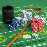 Casino Supply Complete Craps Set: Includes Everything You Need to Play Craps!